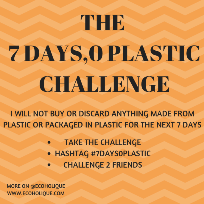 7 DAYS 0 PLASTIC